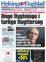 Helsingør Dagblad 14. januar 2017