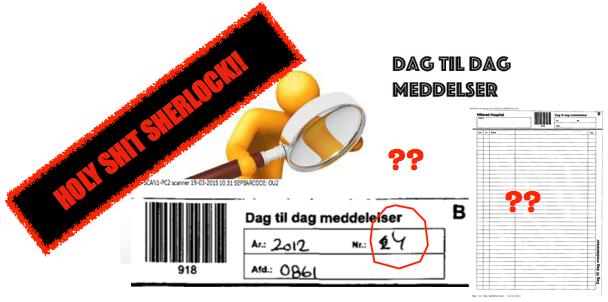 """Har Hillerød onkologisk """"opfundet"""" deres eget journalsystem?"""